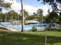 Schwimmbad Nerang