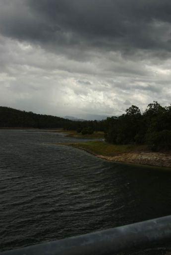 Hinze Dam