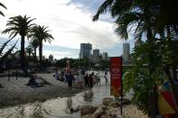 Strand in Southbank