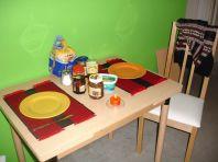 Endlich ein Tisch