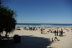 Surfers Paradise Strand