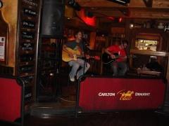 Irish Pub mit live Musik