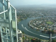 Ausblick vom Q1 Tower
