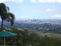 Ausblick vom Mt. Coot-Tha