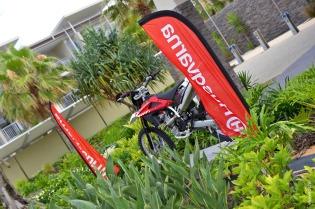 Husqvarna Launch MY 2008