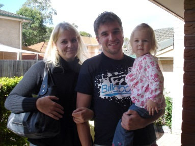 Jule, Eric und Ida