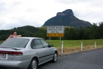 Mount Lindesay