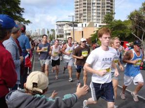 Gold Coast Marathon 2008