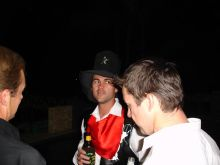 Brett, Patrick und Greg