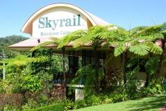 Skyrail Bahnhof