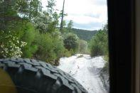 Fahrt mit dem 4WD