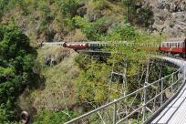 Ausblick aus der Bimmelbahn