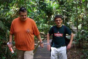 Tino und Thomas