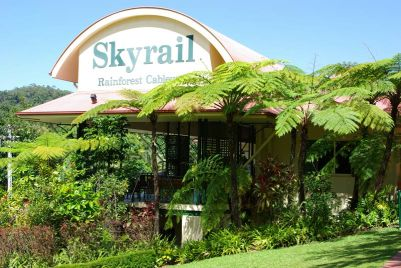 Skyrail Kurunda