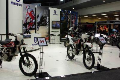 Gold Coast Expo 2009 - Husqvarna
