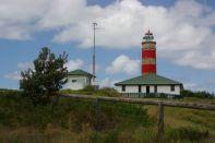 Leuchtturm der Insel