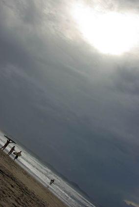 Strand von Coolangatta