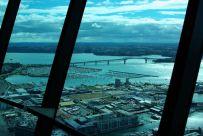 192 m hoher Ausblick