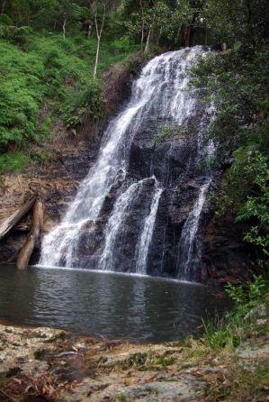 Ballunjui Waterfalls