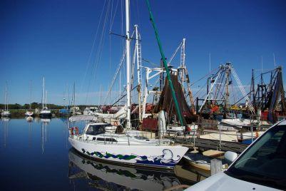 Unser Segelschiff