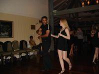 Holly - einer der top drei Tänzerinnen
