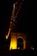Story Bridge bei Nacht