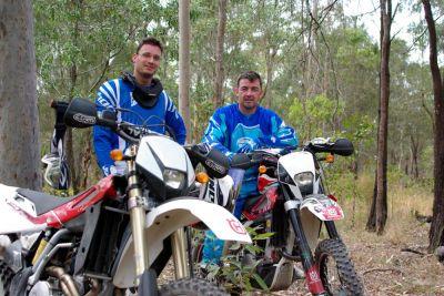 Greg und ich