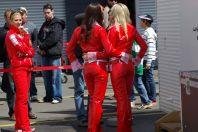 Ducati Box Hinteransicht