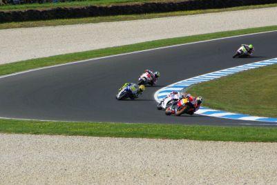 Erste Runde MotoGP
