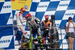 Siegerehrung MotoGP