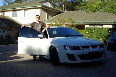 Holden Ute mit 420 PS