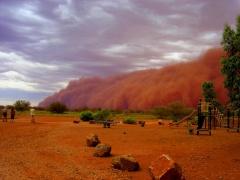 Sandsturm Broken Hill