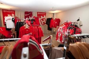 Merchandise Raum