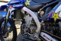 Neue Yamaha 450