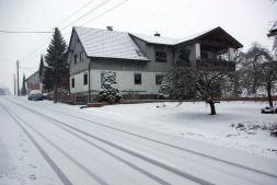 Winter in Deutschland