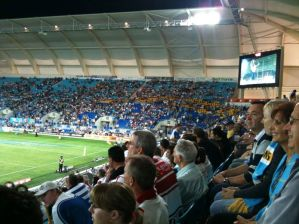 Skilled Park Home of the Titans