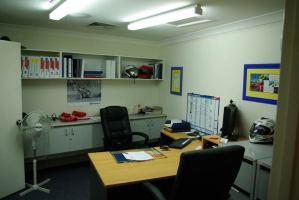 Geschäftführerbüro