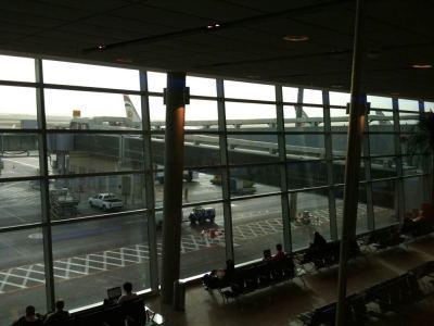 Abu Dhabi Airport