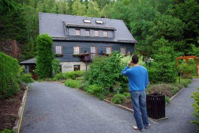 Das Haus der drei Bewohner