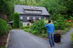 Das Zuhaus der drei Bewohner