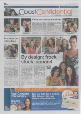 Gold Coast Bulletin - So sind wir?