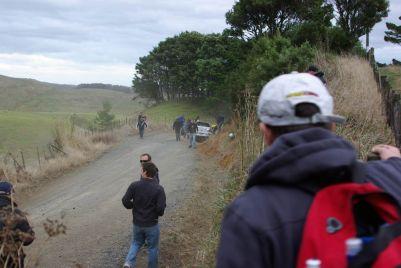 Rally NZ 2010 SS15 Baker Mark Tapper