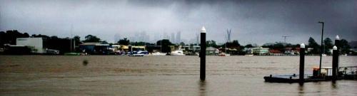 Brisbane wird untergehen