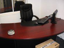 Mein neuer Arbeitsbereich mit Schreibtisch Upgrade