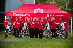 Husqvarna Enduro Team 2011
