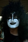Gene Simmons von Kiss war auch dabei