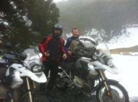 Schnee in Australien