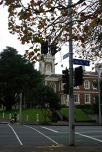 Auckland hat ein paar ältere Gebäude