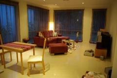 Wohnzimmer fast fertig