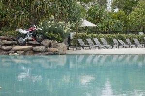 Poolmotorrad